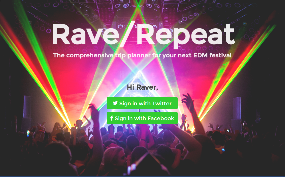 Rave/Repeat